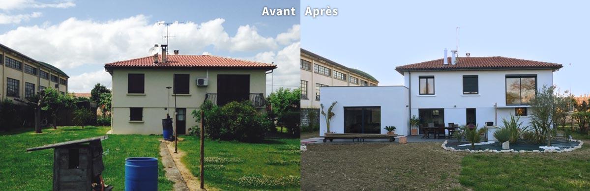 Conseil Extension rénovation - Maître d'œuvre en Lot-et-Garonne