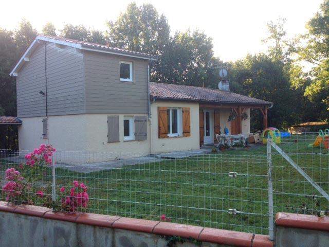Maitre d'oeuvre - Extension maison individuelle - Lot-et-Garonne 47